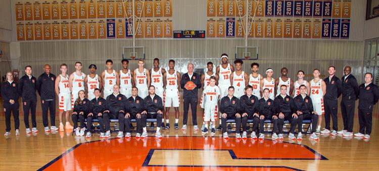 Cuse Community 47th Annual Syracuse University Men S Basketball