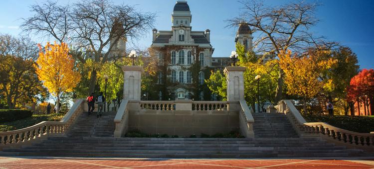 2019 year style- Campus: on Looks Rachel Syracuse University